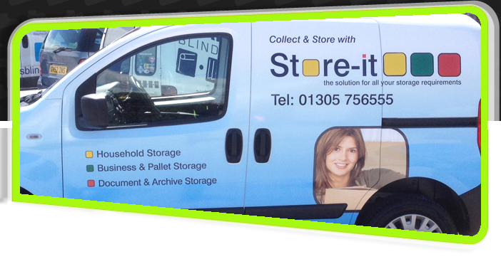 Vehicles graphics by Impact Signs and Print, Weymouth