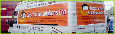Impact Signs and Print Vehicle Graphics